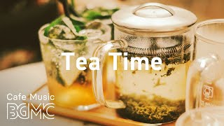 Tea Time: Soft Instrumental Jazz Music - Relaxing Music for Studying, Work, Relax