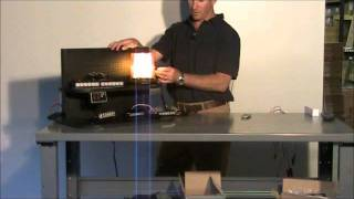 Sound Off 4500 Series Class 1 LED Beacon.wmv