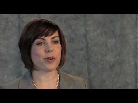 Christina Lewis Abate shares her experiences in volunteering legal services
