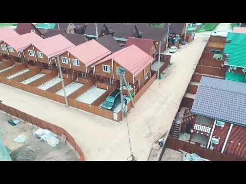 Гостевой дом из бруса  за 2100