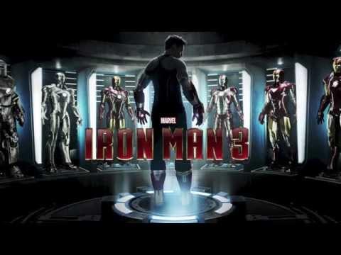   Iron Man 3   Intro Song - Eiffel 65 I'm Blue