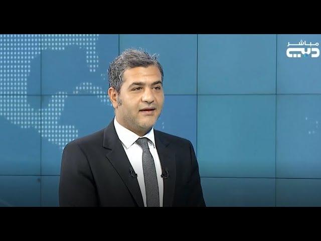 02 - 09 - 2019 لقاء محمد حشاد مدير قسم الأبحاث والتطوير بشركه نور كابيتال