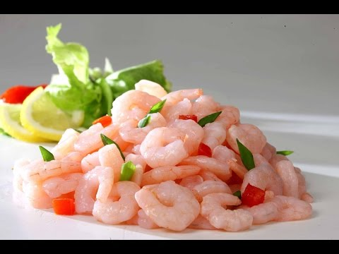 Are Shrimps High In Cholesterol? by Dr Sam Robbins