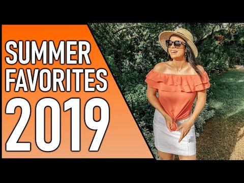 summer-favorites-2019:-fashion,-beauty,-food,-tv-shows