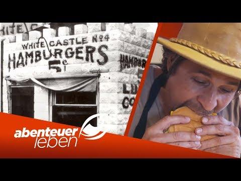 USA Burger Tour: Besuch bei bedeutendsten Burgerläden in USA | 1/2 | Abenteuer Leben | kabel eins