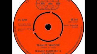 Frankie Anderson - Peanut Vendor