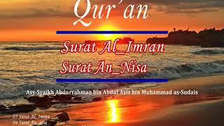 Download Pengajian 03 Surat Al-Imran 04 Surat An-Nisa