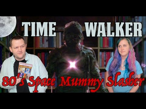 Download Time Walker (1982) a review of the Roger Corman space mummy cult classic