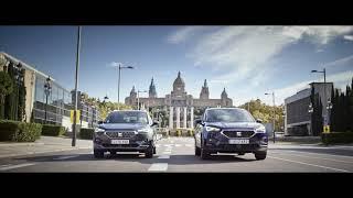 Новий семимісний кросовер SEAT Tarraco SUV