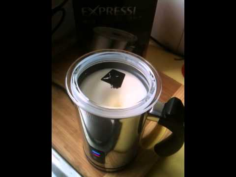 expressi Milk Frother from Aldi