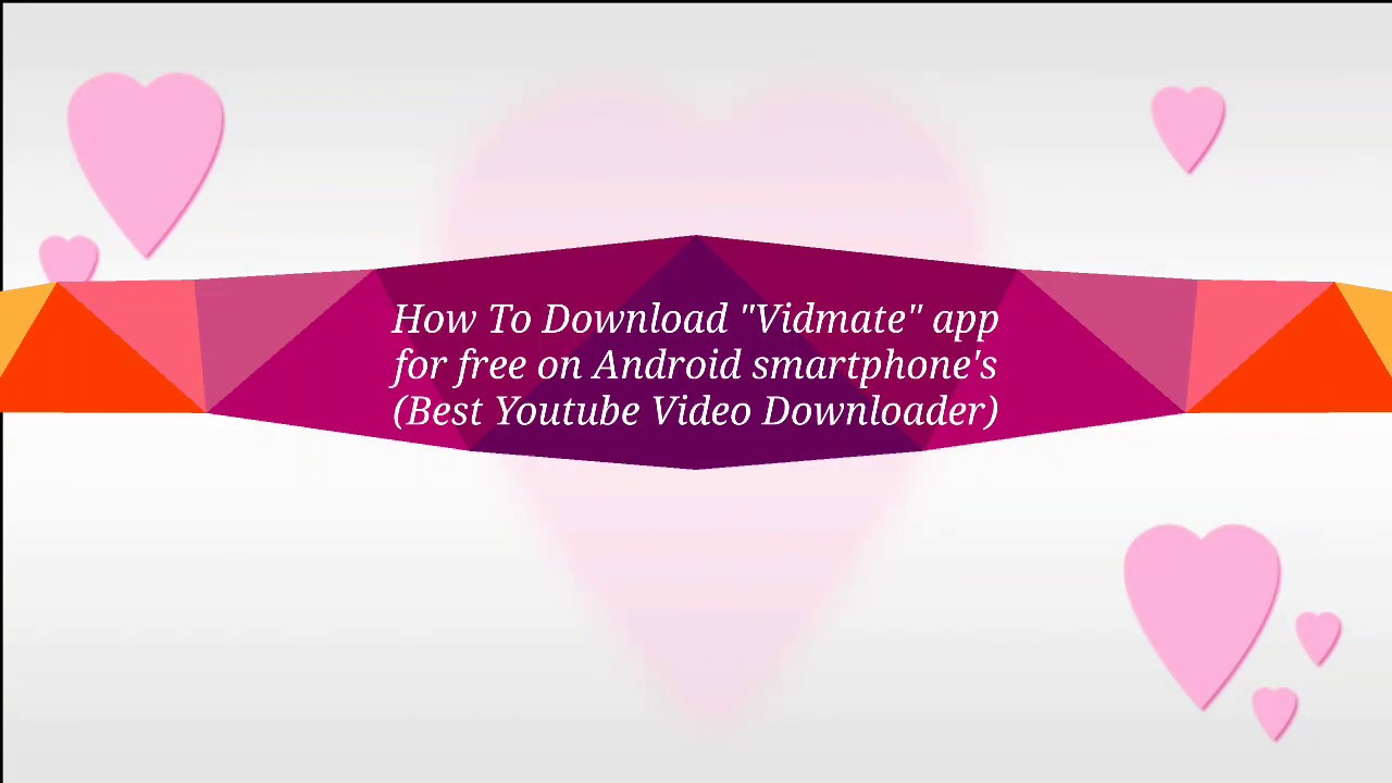 best youtube video downloader app