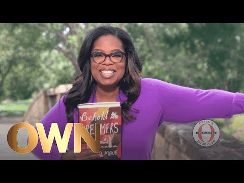 Oprah's Latest Book Club Selection: Behold the Dreamers by Imbolo Mbue   Oprah's Book Club   OWN