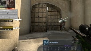 NO SCOPE HEADSHOT CU AWP-UL! | Counter Strike Global Offensive