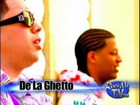 Jowell y Randy Feat. Tego calderon - Video Sensacion Del Blo