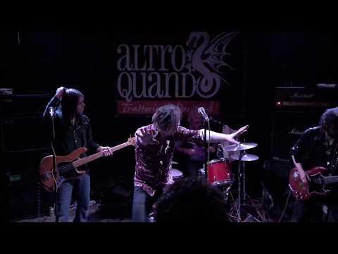 Thee Hypnotics - Shakedown @ Live Altroquando Italy