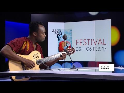 Ghana's Kyekyeku flies flag for acoustic folk genre