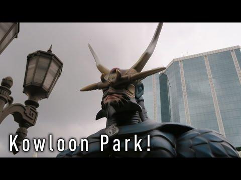 Kowloon Park, Cartoon Characters, Habitu and The Dining Room - WATH EP3