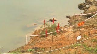 Tin: Tuyên Quang phát hiện quả bom ở Soi Ruộc, sông Lô