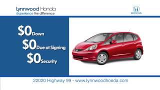 Lynnwood Honda Nov TV Spot