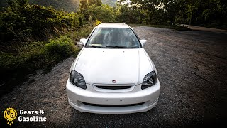 K Swapping My Honda Civic – Episode 1