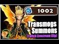 SUMMONERS WAR : Transmogs + Summons (Twitch Livestream Clip)