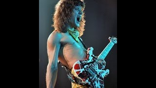 "Guitar Track "" Atomic Punk ""  Edward Van Halen - Remastered"