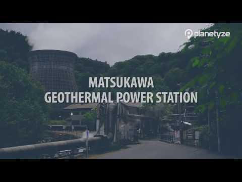 Matsukawa Geothermal Power Station, Iwate | One Minute Japan Travel Guide