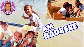 WASSERSPAß am BADESEE - Sommer Fun mit KIDS - Mileys Welt