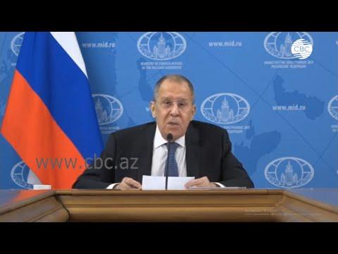С. Лавров: «У России нет намерений включать в свой состав Нагорный Карабах»