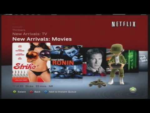 New Netflix Party Xbox Update P