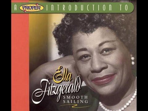 Ella Fitzgerald - Almost Like Being in Love { Ella Sings Broadway}