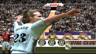 FIFA 04 Real Madrid-Manchester United