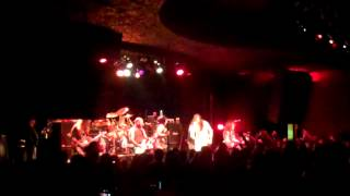 "Andrew W.K. performs ""She is Beautiful"" at The Showbox at the Market 3/4/2012 [SSG Music]"