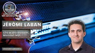 Rockin' The Code World with dotNetDave ft. Jerome Laban - Ep. 36