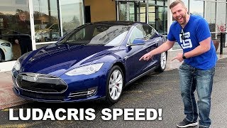 I Bought a Tesla Model S w/ 762 HP for Black Friday!
