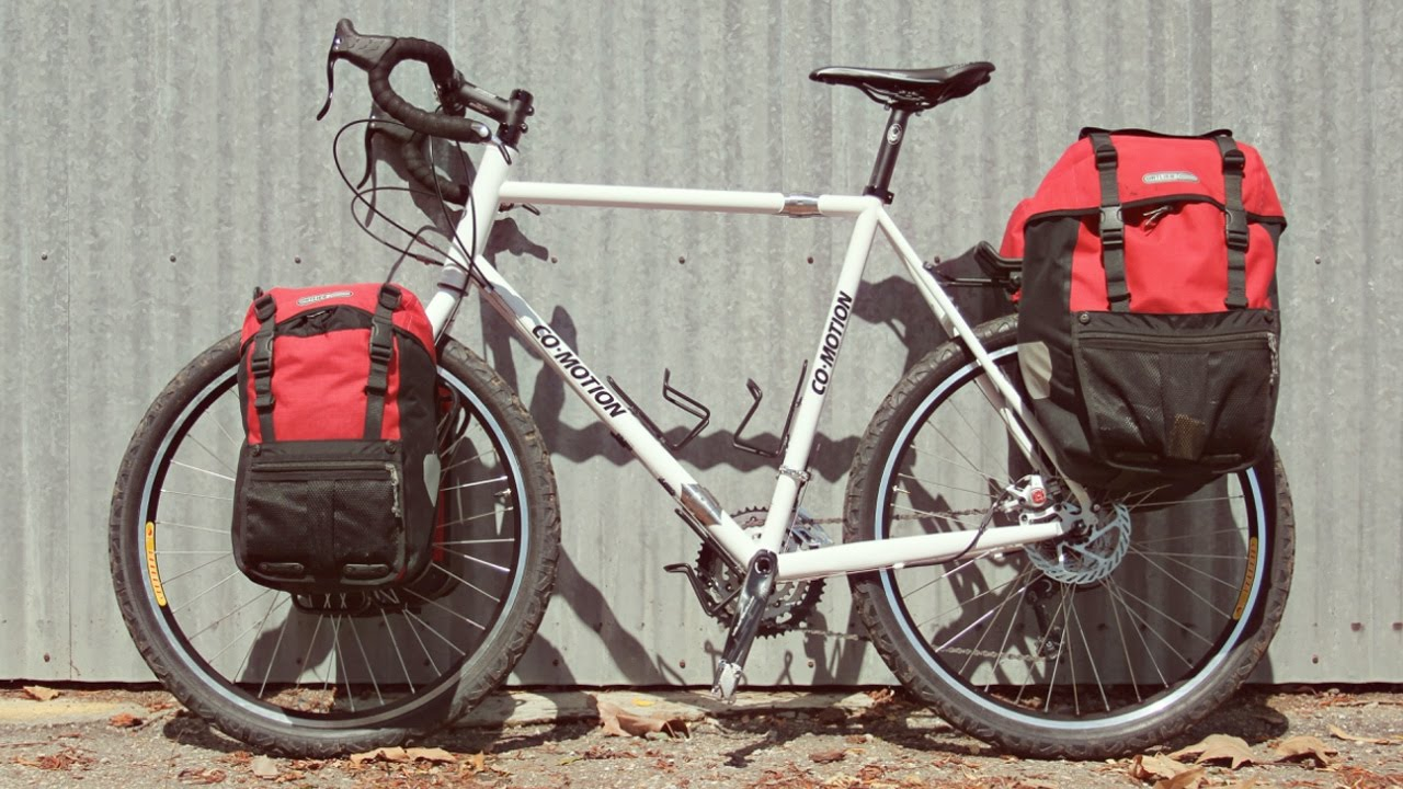 Co Motion Pangea Touring Bicycle Review By Bicycle Touring Pro
