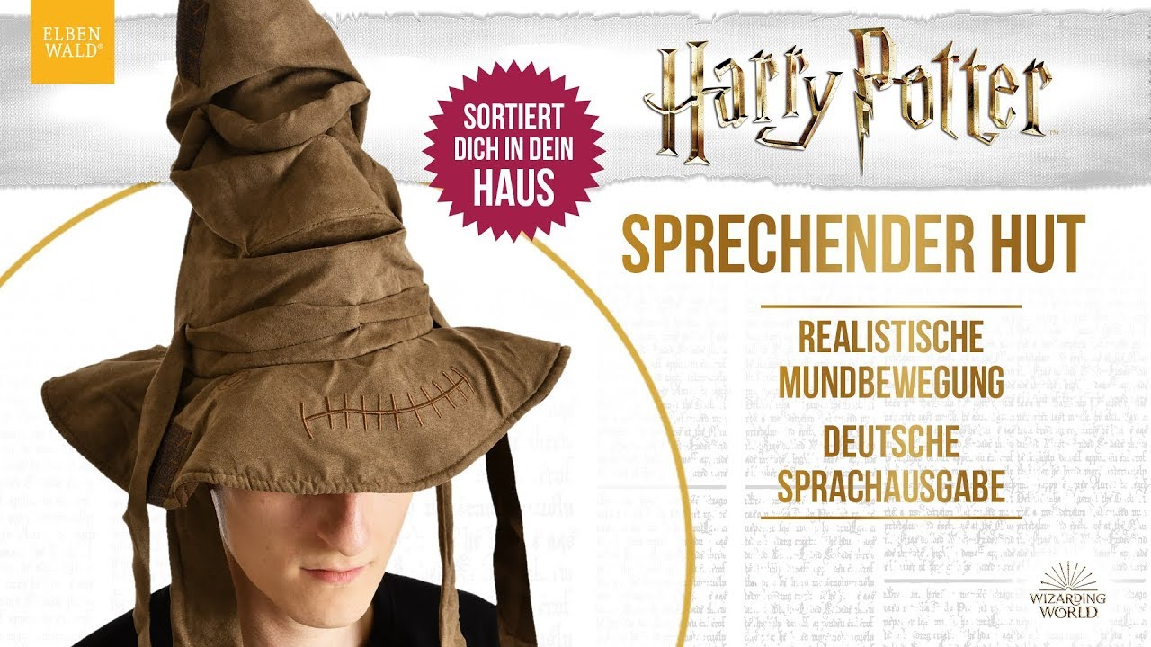 Sprechender Hut