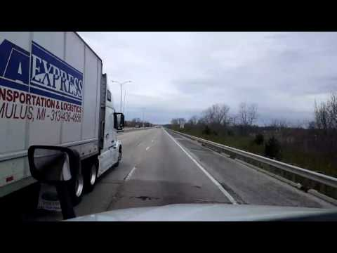 Bigrigtravels Live! - East St Louis, Illinois to Pacific, Missouri - Interstate 44 - Nov 22, 2013