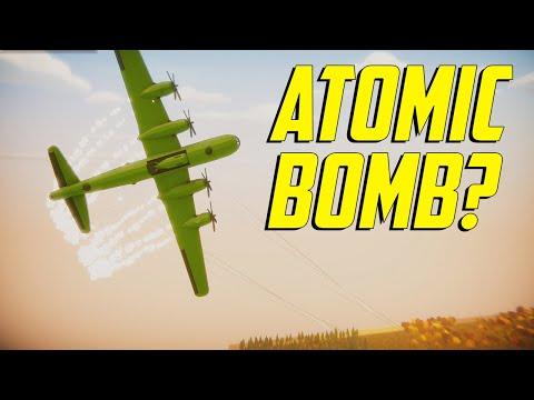 Total Tank Simulator - Atomic Bomb?