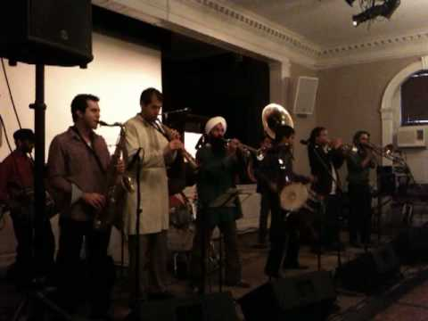 "Red Baraat Performs ""Chaal Baby"""