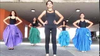 Pasos Básicos de las Danzas Folkóricas...