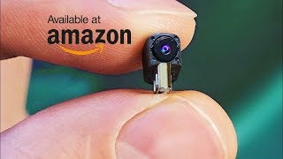 12 COOL SPY GADGETS Available On Amazon & Online | Gadgets Under Rs100, Rs200, Rs500, Rs1000, Rs50k thumbnail