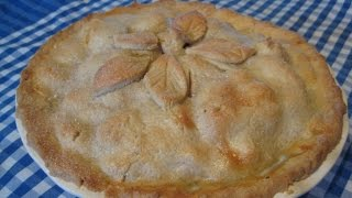 How To Make Apple Pie - Best Ever!