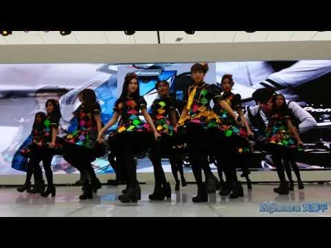 JKT48 - Part 1 feat Al Gazali @.Central Park Mall