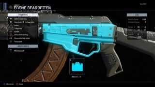 BO3 | Eigene Waffentarnung erstellen! [Tutorial]