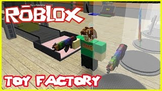 Roblox Toy Factory, Jouons