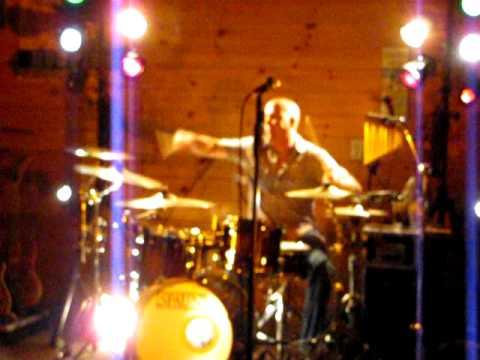 """Ron Johnston Drum Solo """"FEED"""""""