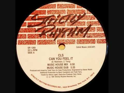 Cls can you feel it music house dub 1991 youtube for 1991 house music