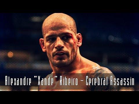 """Alexandre """"Xande"""" Ribeiro - Cerebral Assassin"""