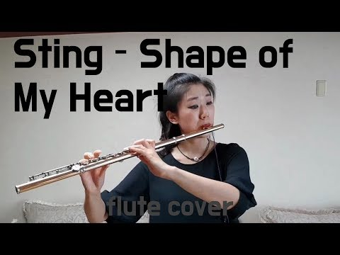 Sting - Shape Of My Heart Flute Cover [참플]